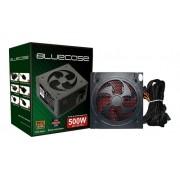 Fonte Real 500W BlueCase BLU 500 PFC Ativo