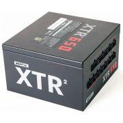 Fonte XFX XTR2 650W 80 Plus Gold PCF Ativo Modular P1-0650-XTR2