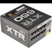 Fonte XFX XTR 650W Full Modular 80 Plus Gold PFC Ativo P1-650B-BEFX