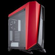 Gabinete Corsair Carbide SPEC Omega Vidro Temperado CC-9011120-WW Preto e Vermelho