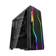 Gabinete Gamer BG-009 Black - Bluecase