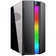 Gabinete Gamer Eternity RGB USB 3.0 Mid Tower ATX