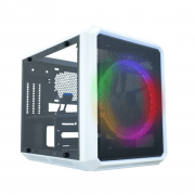 Gabinete Gamer K-mex Microcraft VI Branco