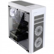 Gabinete Gamer Mymax Full Tower Horus Branco ATX MCA-HORUS/WH