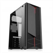 Gabinete Gamer Pixxo GE3201 ATX MidTower Preto