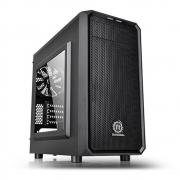 Gabinete Thermaltake Versa H15 Black Case Window Secc - CA-1D4-00S1WN-00