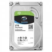 Hard Disk Seagate 2TB 5900RPM 64MB Cache SkyHawk Sata 6GB/s 3,5