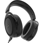 Headset Gamer Corsair HS70 7.1 Wireless S/ Fio Carbon CA-9011175-NA