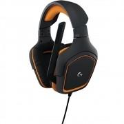 Headset Gamer G231 Logitech  - Compatível com Xbox One/PS4