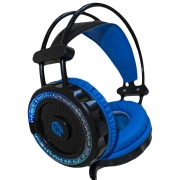 Headset Gamer Hayom com LED RGB - HF2201