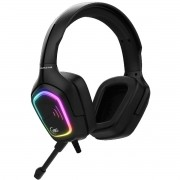 Headset Gamer KWG Taurus M2 RGB Black PC PS4 Xbox One, VR e Mobile