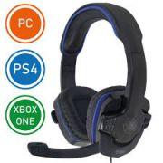 Headset Gamer Oex HS 209 Stalker - Preto