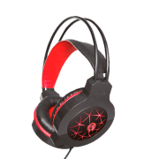 Headset Gamer Preto com LED -  Hayom HF-2200