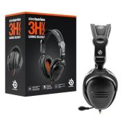 Headset Steelseries Gamer 3hv2 ( 61023 )