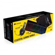 Kit Combo Gamer Corsair Mouse, Teclado, MousePad, Headset CH-9226315-BR