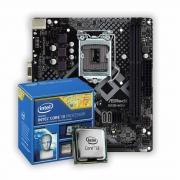 Kit Upgrade, Intel i3 4160 e Placa mãe H81M HG4