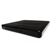 Leitor e Gravador de CD/DVD Externo USB Slim Bluecase - BGDE-01S