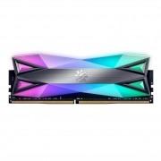 Memória ADATA XPG Spectrix D60G RGB 8GB DDR4 3000Mhz AX4U300038G16A-ST60