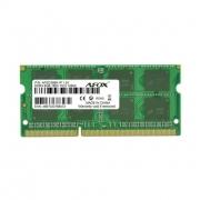 Memória Afox Notebook 8GB DDR3 1600Mhz 1,5v AFSD38BK1P