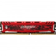 Memória DDR4 Crucial Ballistix Sport Lt 8GB 3200MHz Red BLS8G4D32AESEK