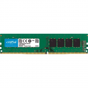 Memória RAM Crucial 4GB DDR4 2666Mhz CL19 - CT4G4DFS8266