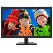 Monitor Philips 21,5 LED Widescreen FULL HD HDMI / VGA 223V5LHSB2