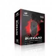 Mouse Gamer C3 Tech Buzzard 3200DPI com Iluminação Preto MG-110BK