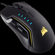 Mouse Gamer Corsair Glaive RGB 16000DPI 6 Botoes CH-9302011-NA