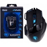 Mouse Gamer Fortrek Black Hawk 2400 Dpi ( Om703 )