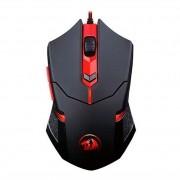 Mouse Gamer Redragon Centrophorus V3 3200DPI 6 Botões USB M601-3