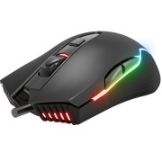 Mouse Gamer RGB KWG Orion M1 7000 DPI 6 Botões Black