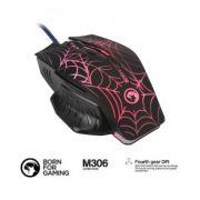 Mouse Gamer Scorpion Marvo M306 1000/2400 DPI