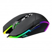Mouse Gamer T-Dagger Lieutenant RGB 8000 DPI 7 Botões Preto TGM301