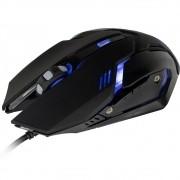 Mouse Mymax Gamer Arbor 2400 DPI C/ Led Azul OPM-ARBOR/BL