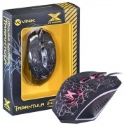 Mouse USB Gamer Optico 2400 DPI 6 Botões Tarantula VX Gaming Vinik