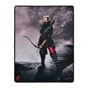 MousePad Gamer rpg archer 400X500mm  - 40X50cm - PCYES