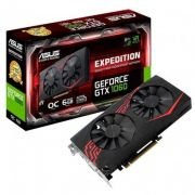 Placa de Video ASUS Geforce GTX 1060 6GB DDR5 EX-GTX1060-O6G