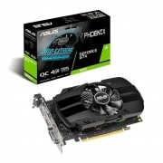 Placa de vídeo Asus GTX 1650 4GB PH-GTX1650-O4G-V2 GDDR5 128Bit