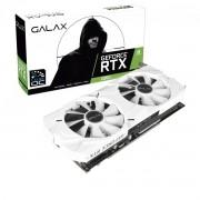 Placa de Vídeo Galax, Geforce RTX 2060 Plus Ex White Dual (1-Click OC) 6GB GDDR6 192Bit 26NRL7MPX6AZ