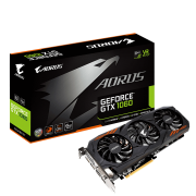 Placa de Video Gigabyte Geforce GTX 1060 Aorus 6GB GDDR5 192BITS GV-N1060AORUS-6GD R2