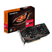 Placa de vídeo Gigabyte Radeon RX 570 Gaming 4GB GV-RX570GAMING-4GD GDDR5
