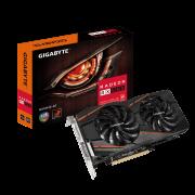 Placa de vídeo Gigabyte Radeon RX 580 4GB RGB GDDR5 GV-RX580GAMING-4GD