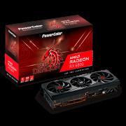 Placa de Vídeo PowerColor Radeon RX 6800 Red Dragon 16GB GDDR6 256bit AXRX 6800 16GBD6-3DHR/OC