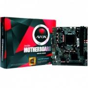 Placa mãe Afox Valianty IH81-MA6 H81 Micro ATX LGA 1150 DDR3 Intel