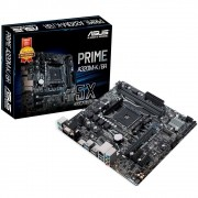 Placa Mae AM4 Asus Prime A320M-K/BR-Amd-Ryzen DDR4