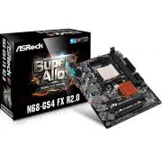 Placa Mãe AMD ASRock N68GS4 FX R20 AM3+