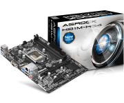 Placa Mãe ASRock H81M-HG4 Intel LGA 1150 mATX DDR3