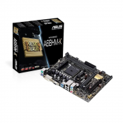 Placa Mãe Asus A68HM-K DDR3 Socket Fm2 Chipset A68 PCI-E 3.0 USB 3.0