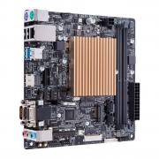 Placa Mãe Asus Prime J4005I-C/BR Mini ITX DDR4 CPU Celeron Integrado