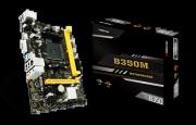 Placa mãe Biostar B350M B350 AM4 DDR4 mATX